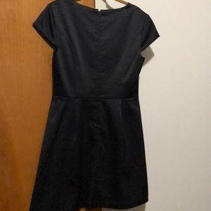 Kensie Dresses - Kensie little black dress size 8 satin look